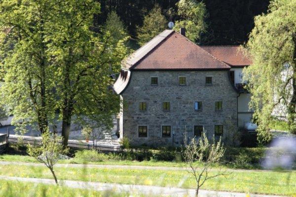 Saußmühle oben