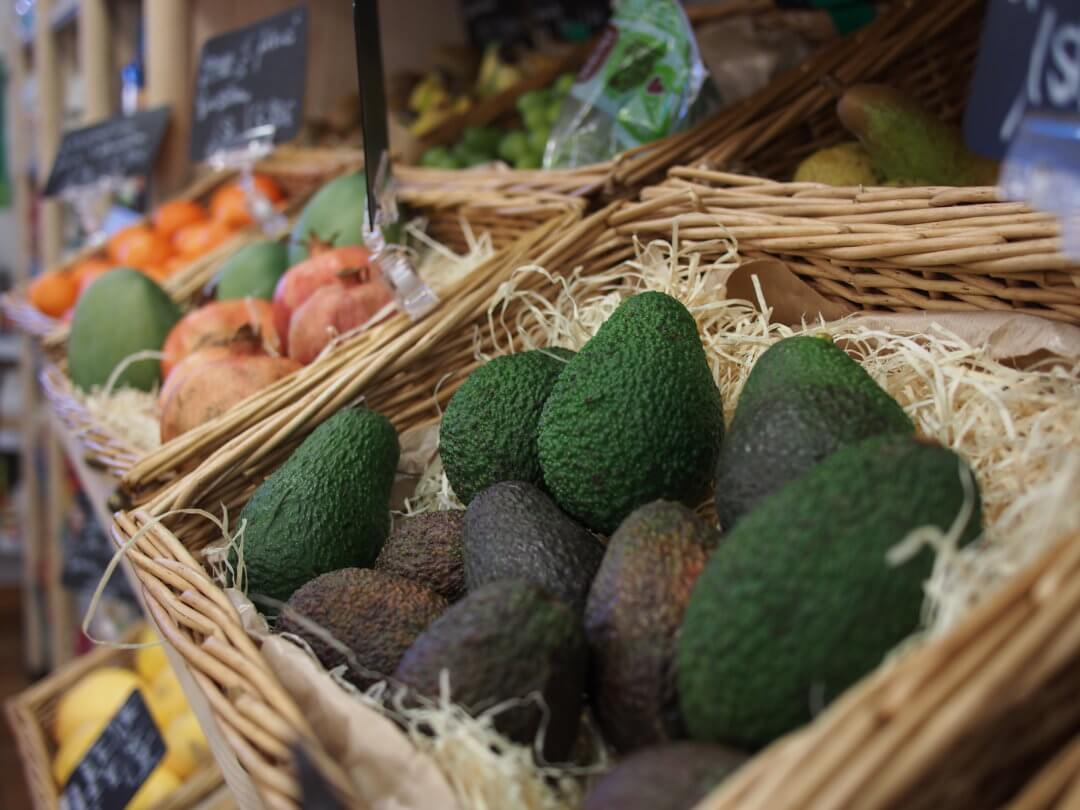 Avocados Bogners Bio